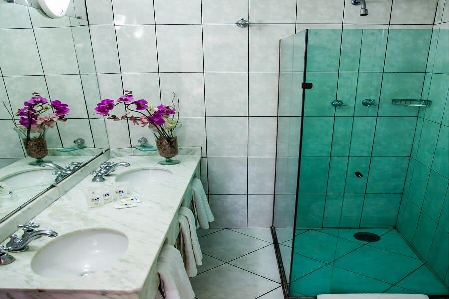 Banheiro Conforto Família Strand Hotel