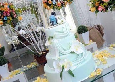 Bolo Casamento Evento Strand Hotel