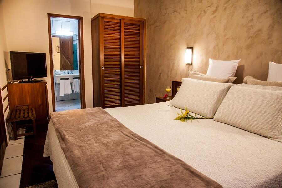 Conforto Sem Varanda Strand Hotel Guarujá