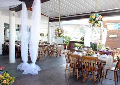 Decoração Casamento Strand Hotel