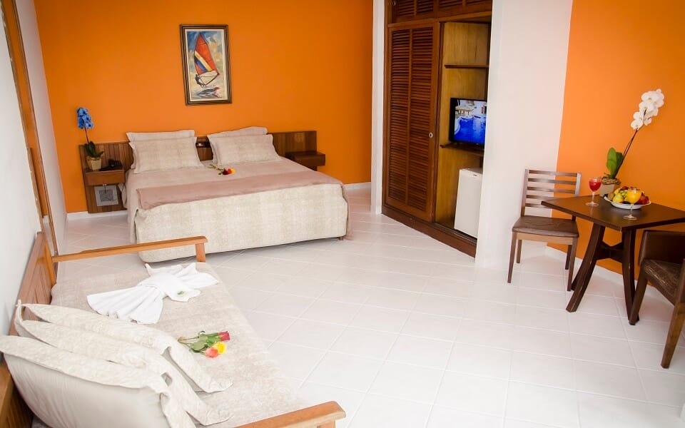 Suite Conforto com Varanda Strand Hotel