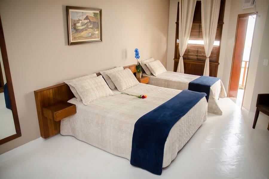 Suite Conforto com Varanda Strand