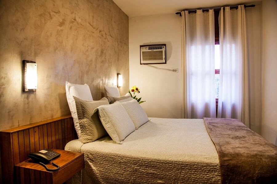 Vista Conforto Sem Varanda Strand Hotel